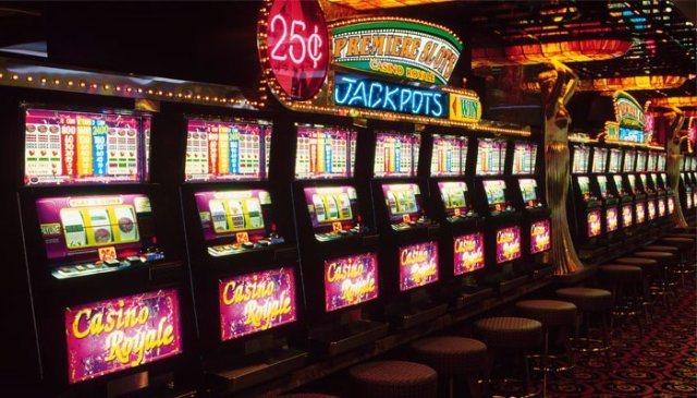 Большой выбор бесплатных игровых автоматов